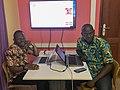 Rencontre WikiClubRFI Cotonou 1.jpg