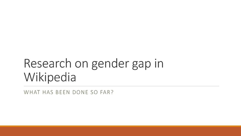 File:Research on gender gap on Wikipedia.pdf