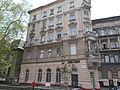 Residential building and Post Office Budapest -71. - Budapest, District 7. Városligeti fasor 1.JPG