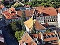 Reszel-Rynek Starego Miasta z wieży kościoła 2011-08-05,fot Rychu - panoramio.jpg