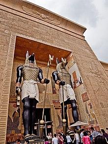 Revenge Of The Mummy Wikipedia