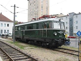 Austrian Federal Railways - Image: Rh 4061Krems