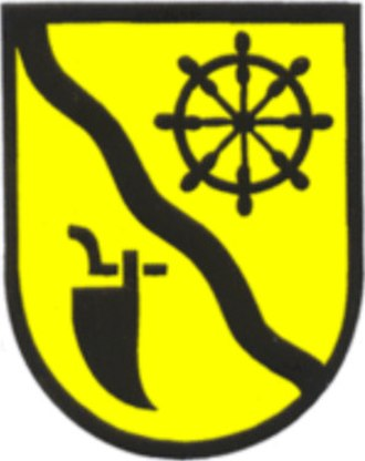 Rhede, Lower Saxony - Image: Rhede Wappen