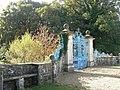 Rhinefield, park gates - geograph.org.uk - 1010614.jpg