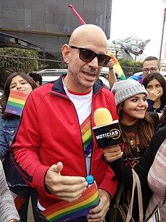 Ricardo Morán (director) Peruvian television director