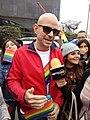 Ricardo Morán en la Marcha del Orgullo LGBTI Lima 2018 (3).jpg