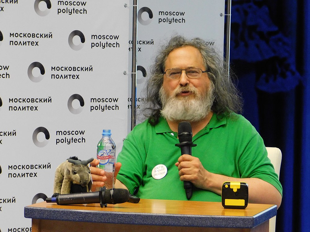 Richard Stallman in Moscow, 2019 034.jpg