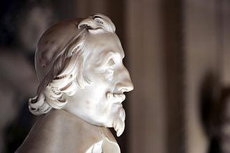 Gian Lorenzo Bernini - Bust of Cardinal Armand de Richelieu (1640-1641)