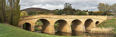 Richmond Bridge Panorama