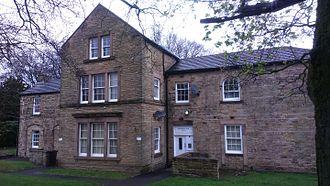Richmond, Sheffield - Richmond Hill House, on Stradbroke Road in Richmond