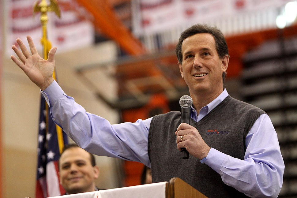 Rick Santorum by Gage Skidmore 3