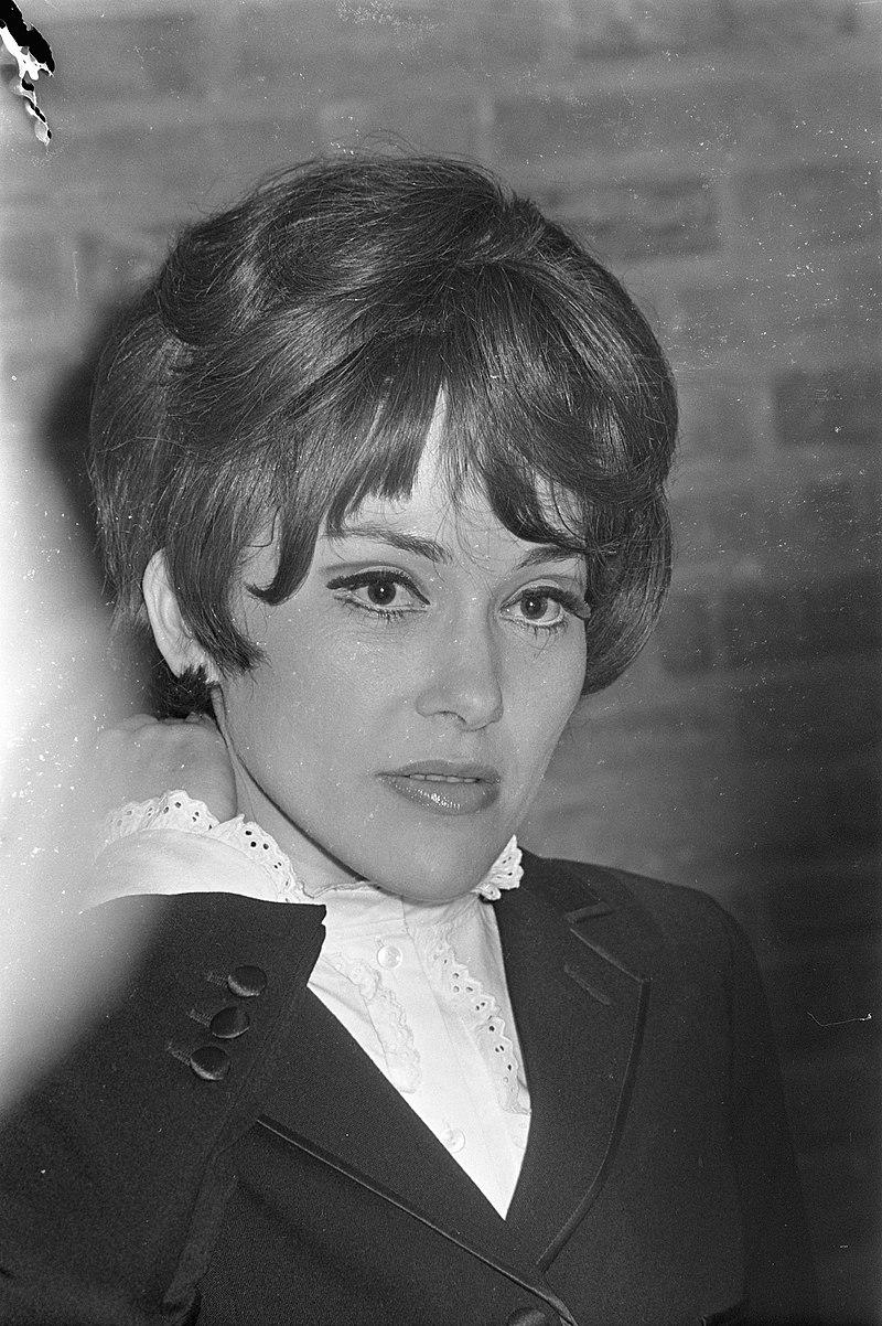 La chanteuse Rika Zaraï en 1968 | Photo : Wikimedia.