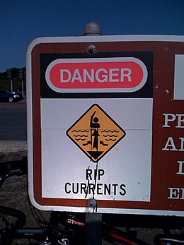 A Rip Current warning sign Rip Current Warning Sign.jpg