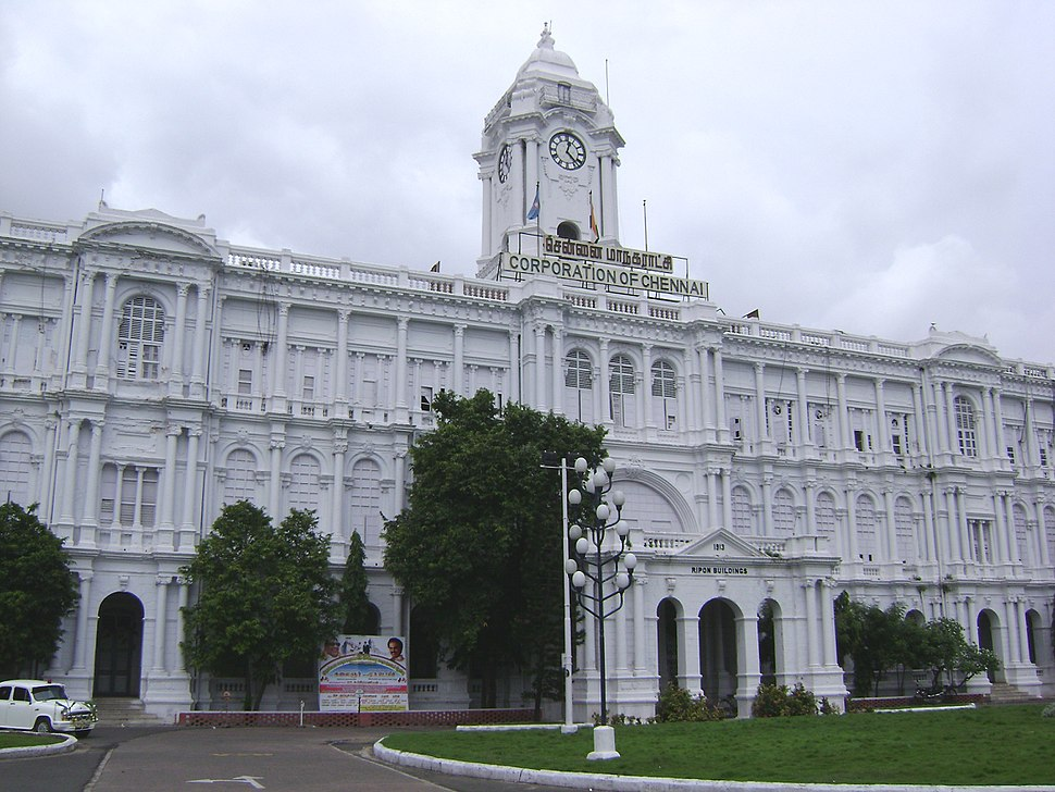 Ripon building, Chennai 2