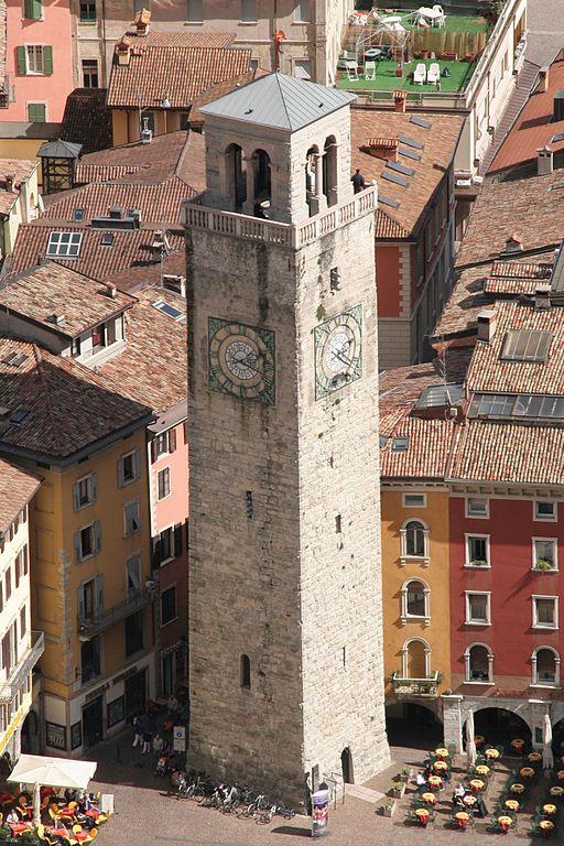 Lake Garda Attractions: Torre Apponale - SeeVoov