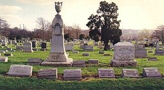 West Norriton Township, Montgomery County, Pennsylvania - Riverside Cemetery