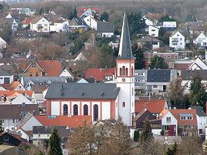 Roßdorf - Protestant church