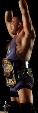 Van Dam as both WWE Champion and ECW Champion.