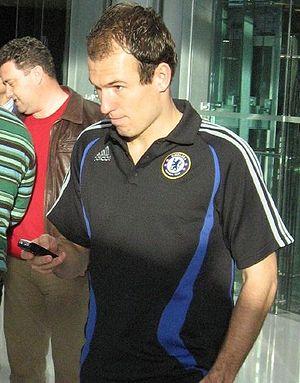 Arjen Robben - Robben with Chelsea