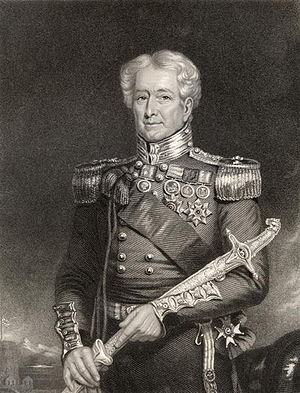 Somerset Light Infantry - Sir Robert Sale, commanding officer of the regiment during the Burmese and Afghanistan campaigns, and colonel from 1843–1846