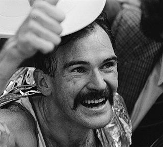 Robert de Castella Australian long distance runner