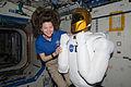 Robonaut2 onboard ISS.jpg