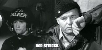 Rod Steiger - Steiger in The Longest Day (1962)