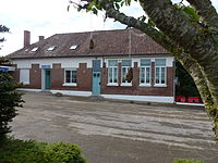Rodelinghem (Pas-de-Calais) mairie.JPG