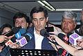 Rodrigo Peñailillo en conferencia de prensa por incendio en Valparaíso.jpg