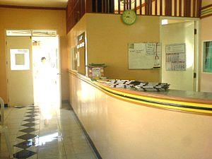 Dr. Jose N. Rodriguez Memorial Hospital - Pediatric ward