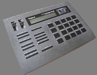 Roland R-8 Drum machine