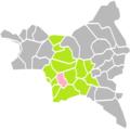 Romainville (Seine-Saint-Denis) dans son Arrondissement.png