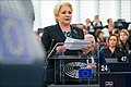 Romanian Council presidency MEPs expect focus on budget and future EU (31812053487).jpg