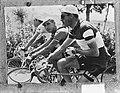 Ronde van Italie. Bartali met van Est, Bestanddeelnr 905-7504.jpg