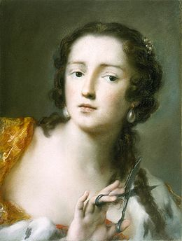 Rosalba Carriera - Caterina Sagredo Barbarigo as Berenice.jpg