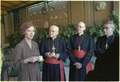Rosalynn Carter with American Cardinals in Rome for Pope Paul VI's funeral. - NARA - 180757.tif