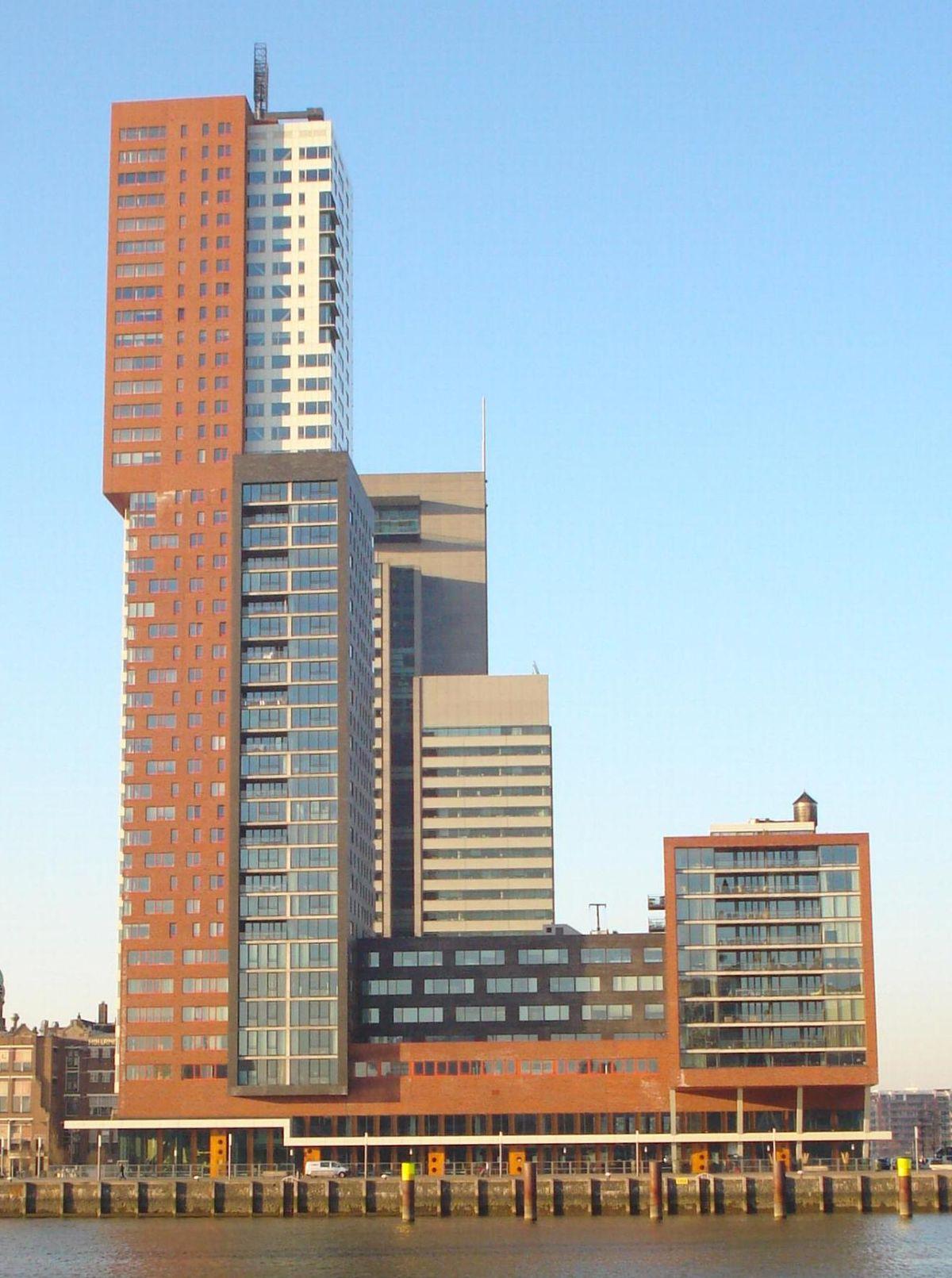 Montevideo rotterdam wikipedia for Nuovi piani domestici di new orleans