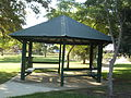 Rotunda in the Peace Memorial Rose Gardens in Nedlands, Western Australia..JPG