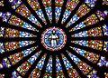 Rouffach Notre-Dame-de-l'Assomption Innen Rosette 2.jpg
