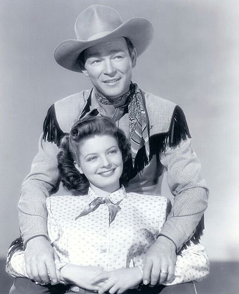 File:Roy Rogers and Gail Davis 1948.jpg