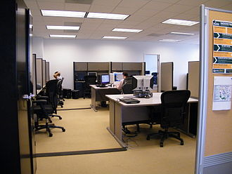 Roy Rosenzweig Center for History and New Media - Center for History and New Media Offices