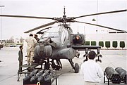 Royal Saudi Land Forces Aviation AH-64A Apache helicopter (2005)