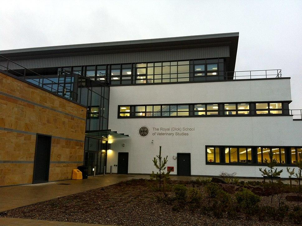The Royal (Dick) School of Veterinary Studies