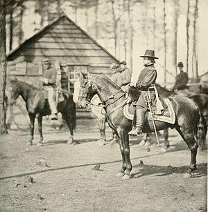 Rufus Ingalls - Union Major General Rufus Ingalls