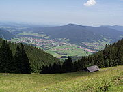 Part of the Chiemgau (Ruhpolding)