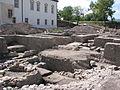 Ruins of 10th Century Christian Church from Alba Iulia 2011-5.jpg