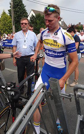Rumillies (Tournai) - Tour de Wallonie, étape 1, 26 juillet 2014, arrivée (B01).JPG