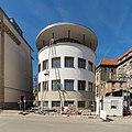 Rundbau Monbijoustrasse Ecke Ziegelstrasse, Berlin-Mitte., 160328, ako.jpg