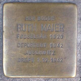Ruth Maier Austrian author