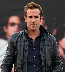 Ryan Reynolds  on Ryan Reynolds   Wikipedia